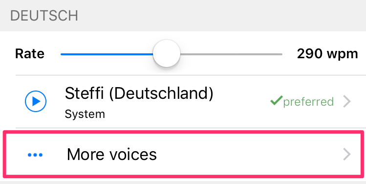 Get Premium Voices